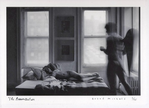 Duane_michals_the_annunciation